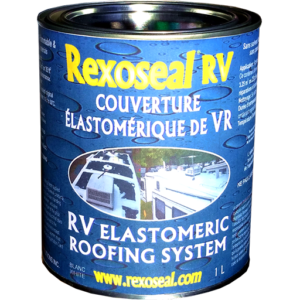 Rexoseal RV Roof Sealant 1L