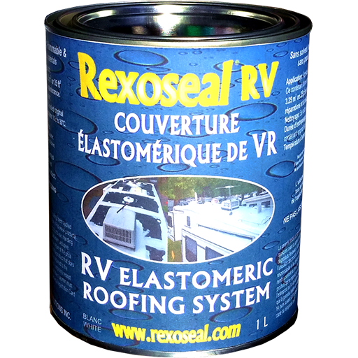 Rexoseal 1L RV Roof Sealant