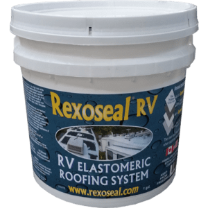 Rexoseal RV Roof Sealant 4L