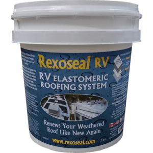 Rexoseal RV Roof Sealant 8L