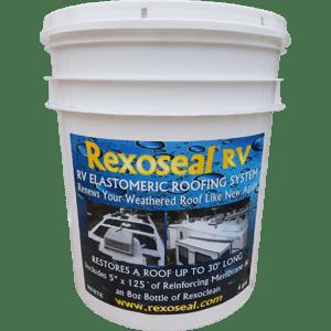 Rexoseal RV Roof Sealant 15L
