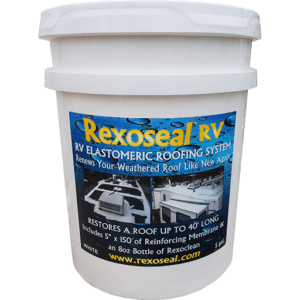 Rexoseal RV Roof Sealant 18.9L