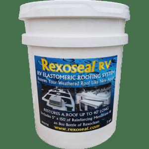 Rexoseal RV Roof Sealant 18.9L