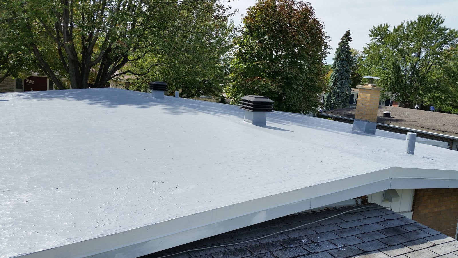 Flat & Low Slope Roofs