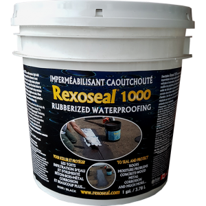 Rexoseal 1000 4L Multi-Purpose Sealant