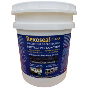 Rexoseal Clear 18.9L