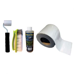 Rexoseal Self-Adhesive Repair Tape Kit