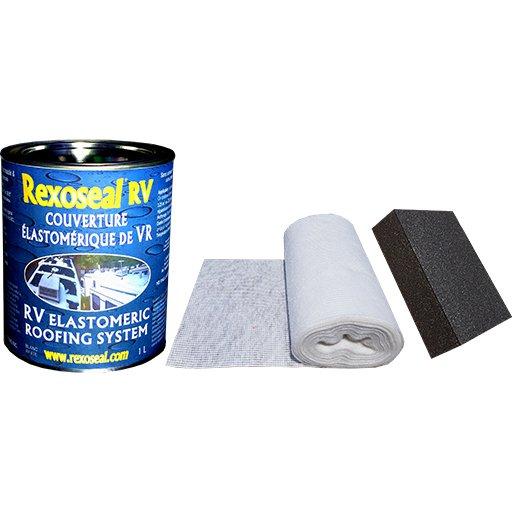 Rexoseal 1L RV Roof Repair Kit