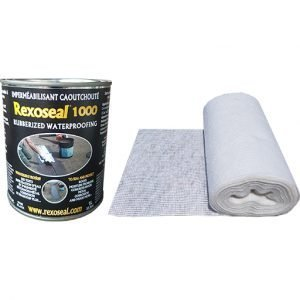 Rexoseal 1000 1L Multi-Purpose Sealant Repair Kit