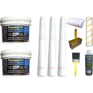 Rexoseal 12L RV Roof Replacement Kit